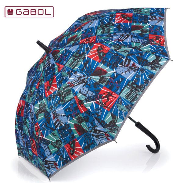 Gabol Flip Чадър 52 см Габол 225216