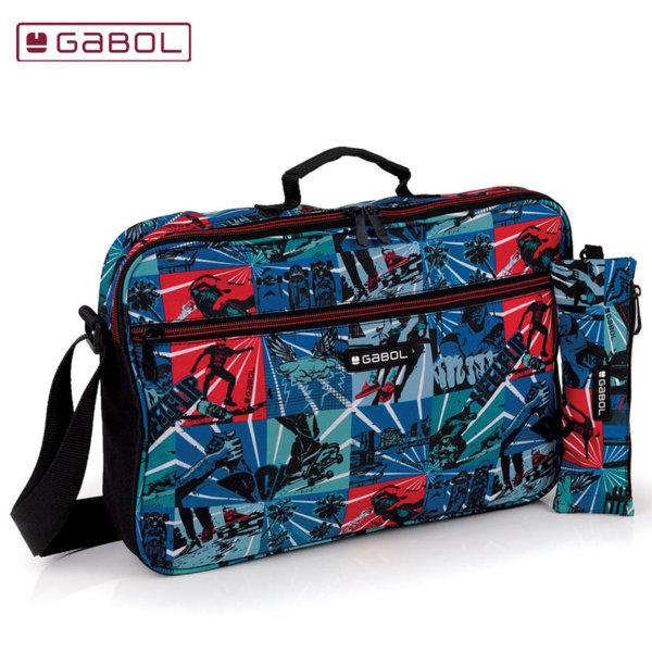 Gabol Flip Ученическа чанта с несесер Габол 225259