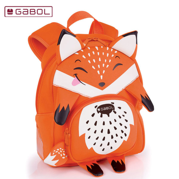 Gabol Fox Раница за детска градина Габол 224361