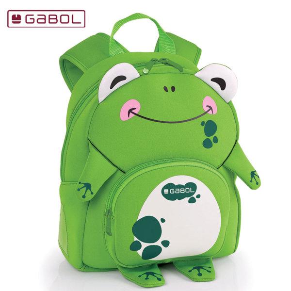 Gabol Frog Раница за детска градина Габол 224365
