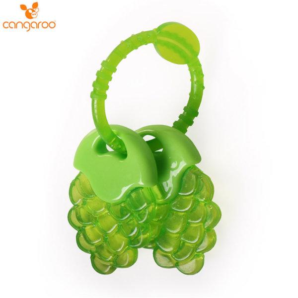 Cangaroo Чесалка за зъби Grape T2215 зелена 106595