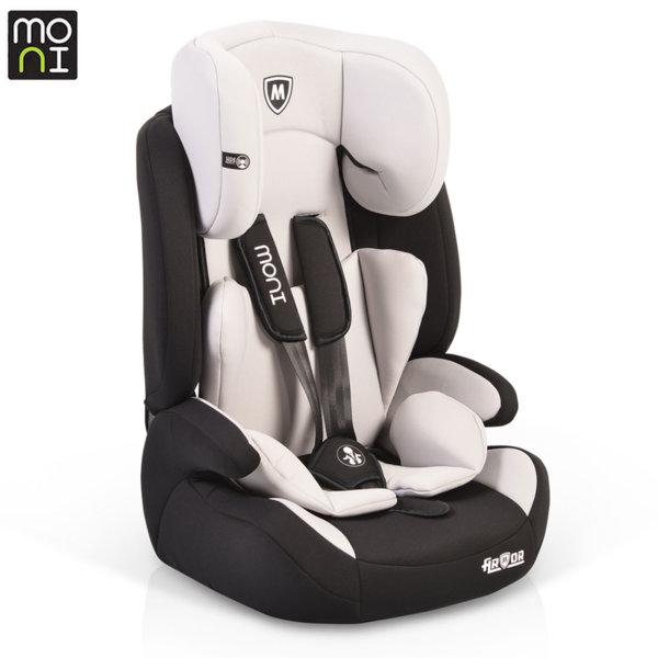 Moni Стол за кола Armor (9-36кг) светлосив 106161