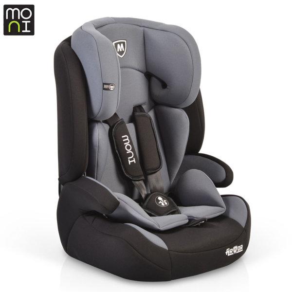 Moni Стол за кола Armor (9-36кг) тъмносив 106162