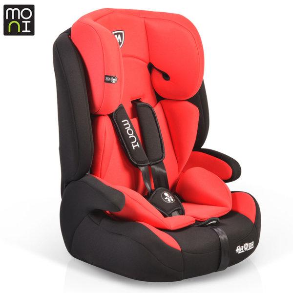 Moni Стол за кола Armor (9-36кг) червен 106163