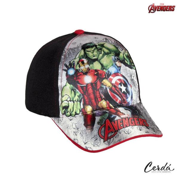 Marvel Avengers Детска шапка с козирка Отмъстителите 0994