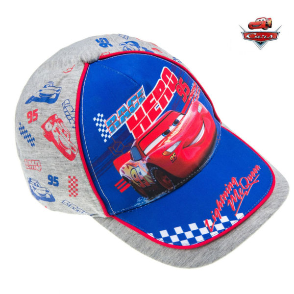 Disney Cars Детска шапка с козирка Колите 253148