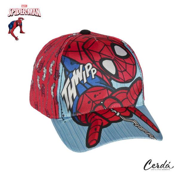 Spiderman Детска шапка с козирка Спайдърмен 1019