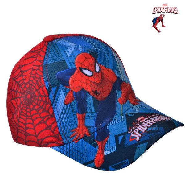Spiderman Детска шапка с козирка Спайдърмен 25311