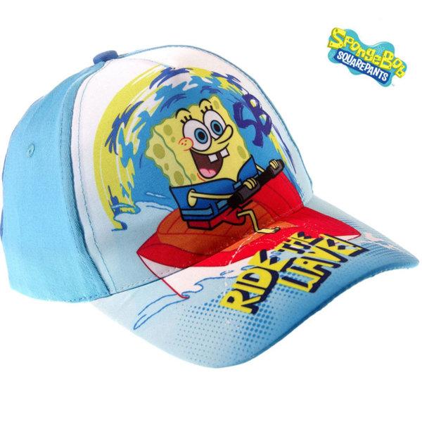 SpongeBob Детска шапка с козирка Спондж Боб 25358