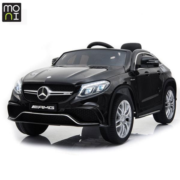Moni Акумулаторен джип Mercedes AMG GLE63 Coupe черен металик A005