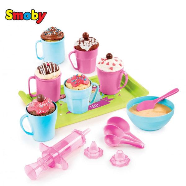 Smoby Детски комплект направи си мини торти 312101