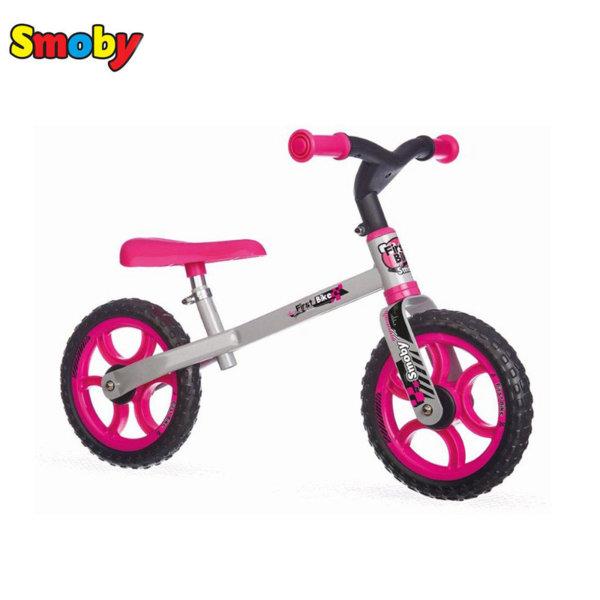 Smoby Детско балансиращо колело розово 770201