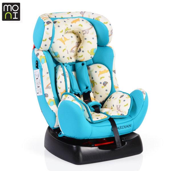 Moni Детско столче за кола Guardian (0-25кг) син 104258