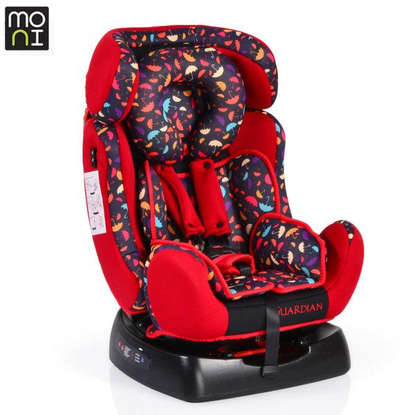 Moni Детско столче за кола Guardian (0-25кг) червен 104259