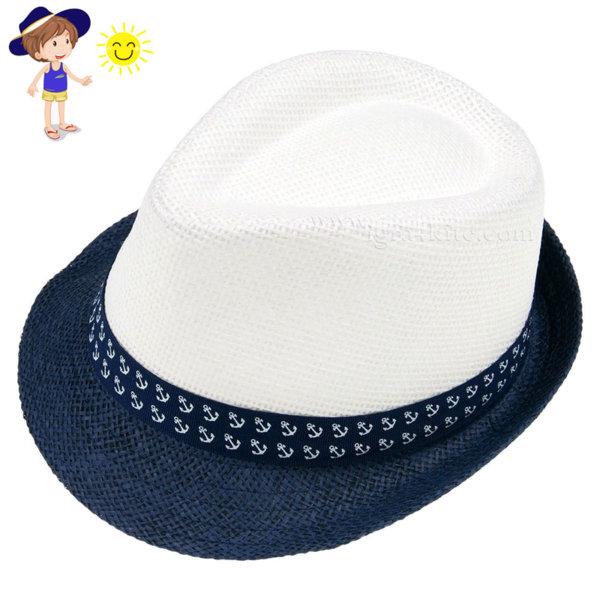 Детска шапка за слънце Котва 20514