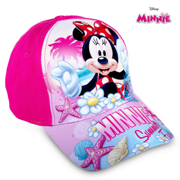 Disney Minnie Mouse Детска шапка с козирка Мини Маус 13504