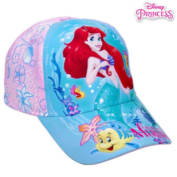 Disney Princess Детска шапка с козирка Ариел 253156