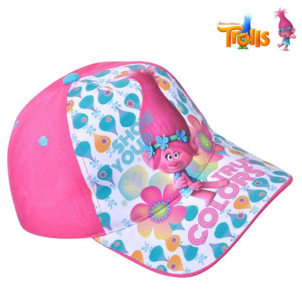 Trolls Детска шапка с козирка Тролчета 25362
