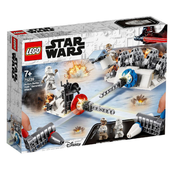 Lego 75239 Star Wars Action Battle Hoth™ Generator Attack