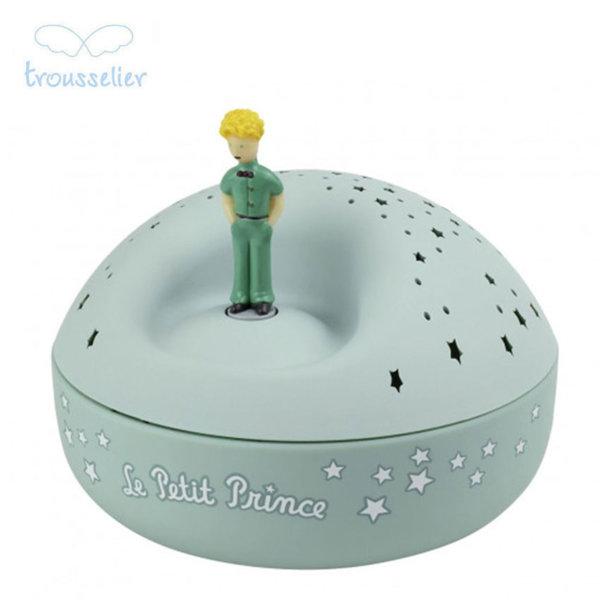 Trousselier  Музикална лампа прожектор Звездно небе Малкия принц 5031