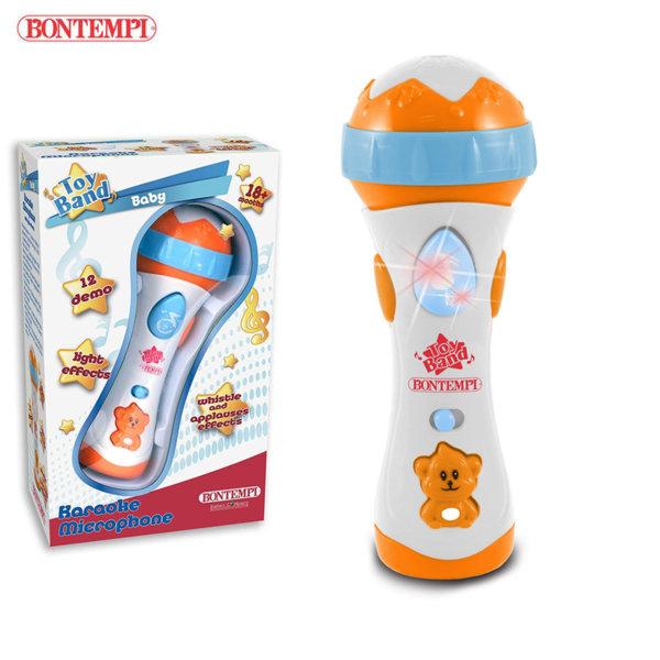 Bontempi Детски караоке микрофон 412025