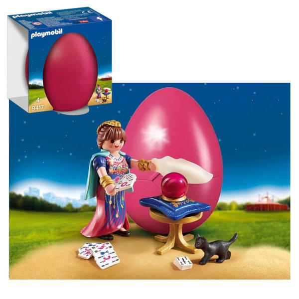 Playmobil Великденско яйце Гадателка 9417