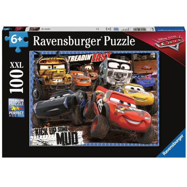 Ravensburger Пъзел 6+ Disney Колите 100 части XXL 12845