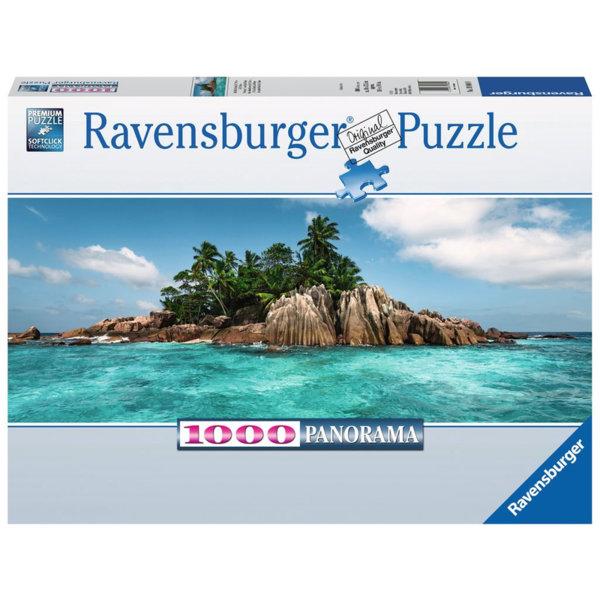 Ravensburger Пъзел 14+ Остров St. Pierre 1000 части панорама 19884