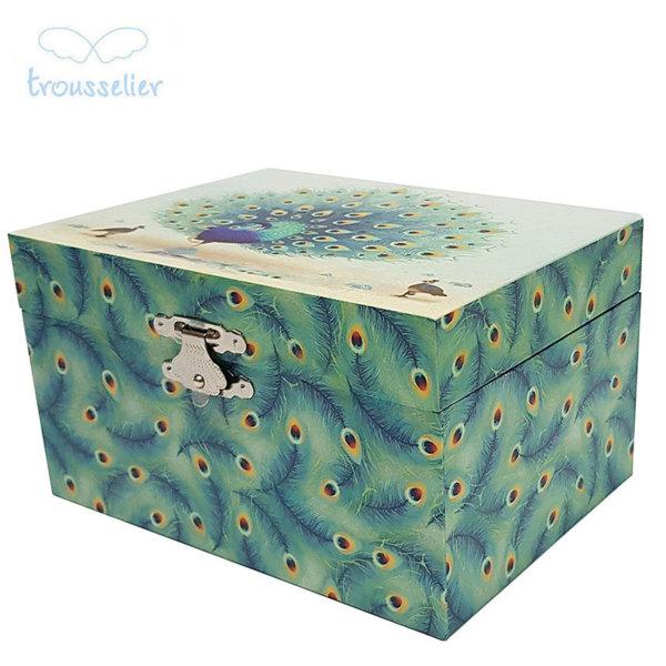 Trousselier Музикална кутия Паун 50925