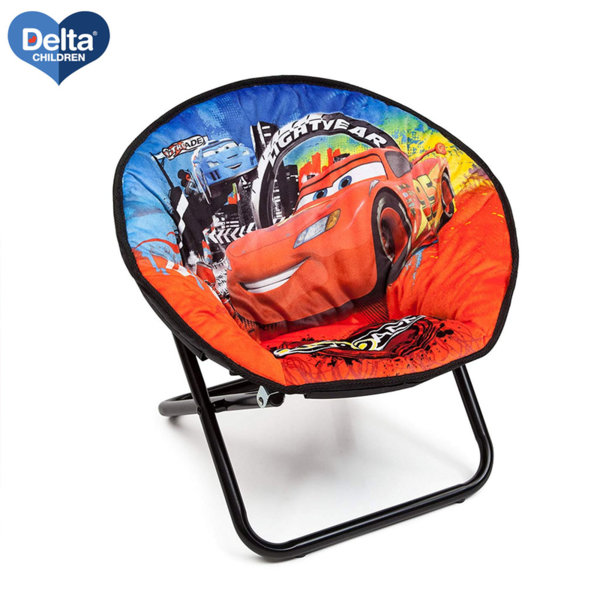 Delta Children Детски сгъваем стол Disney Колите TC85835CR