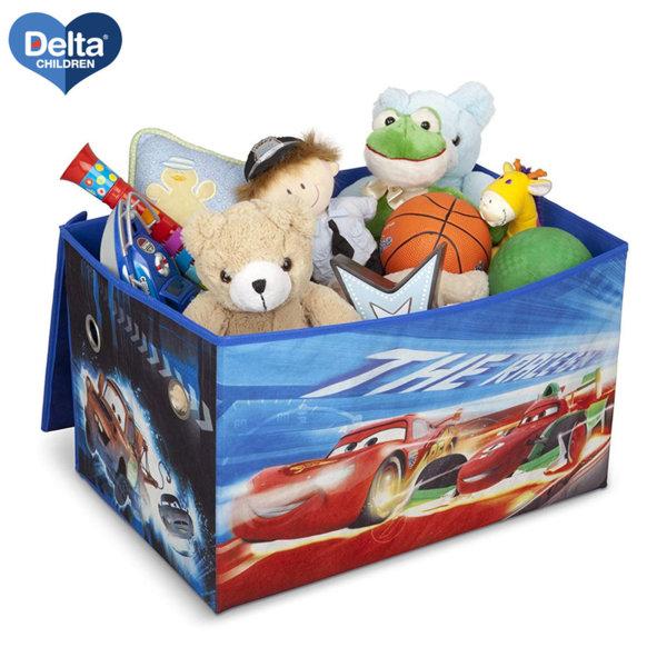 Delta Children Сгъваема кутия за играчки Disney Колите TB84834CR