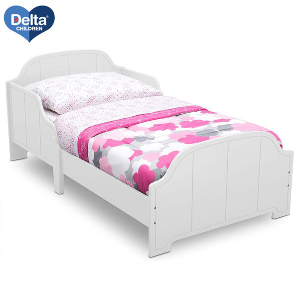 Delta Children Детско легло MDF бяло BB81481GN