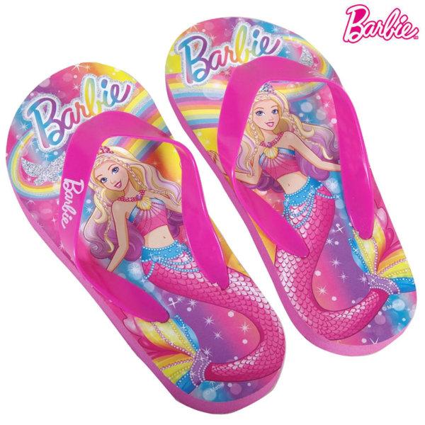 Barbie Детски джапанки Барби русалка 441143