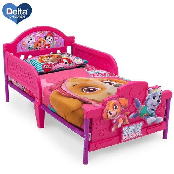 Delta Children Детско легло Paw Patrol BB87111PW