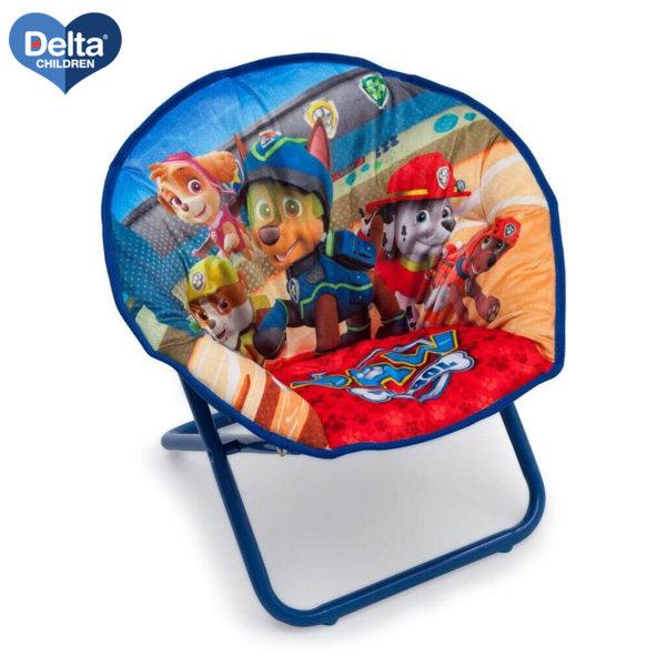 Delta Children Детски сгъваем стол Paw Patrol tc85955pw