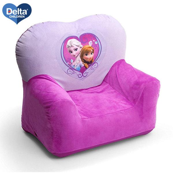 Delta Children Детски надуваем фотьойл Disney Frozen tc85869fz