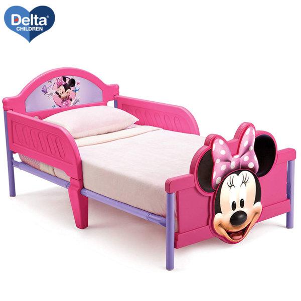 Delta Children Детско легло Disney Мини Маус BB86682MN