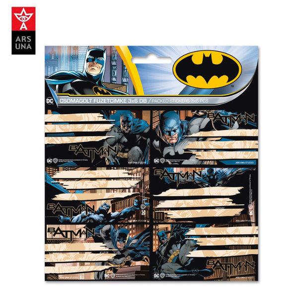 Ars Una Batman Ученически етикети Batman АрсУна 93838115