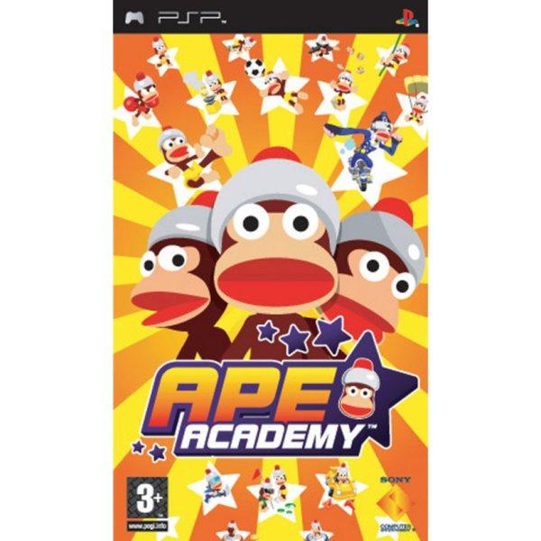 Игра за PSP  3+ Ape Academy