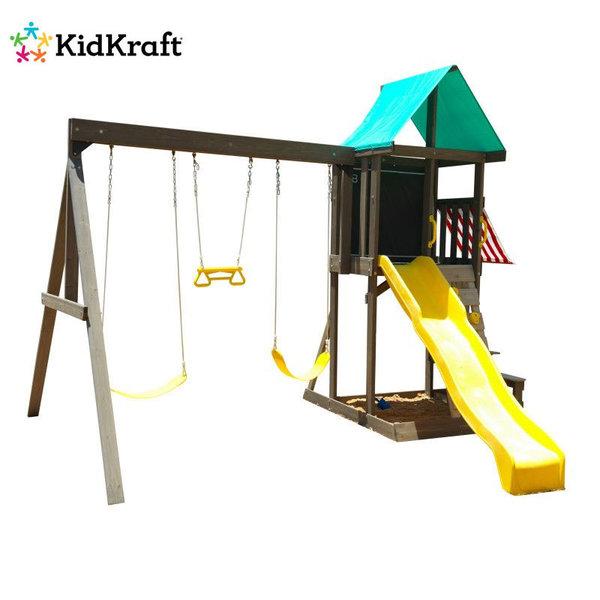 KidKraft Детски дървен център Newport Playset 29015