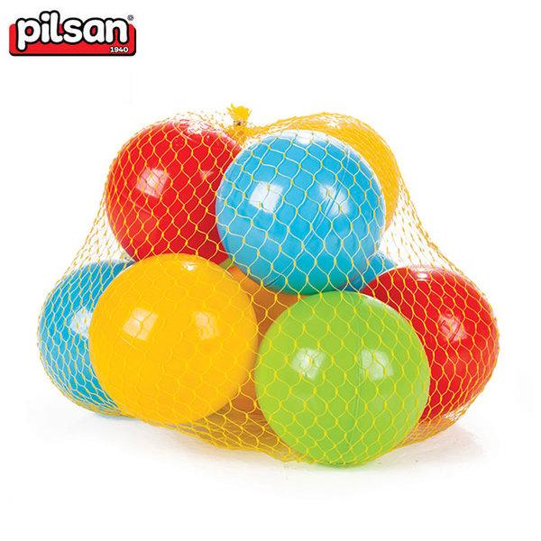 Pilsan Топки за игра 10бр. 06155