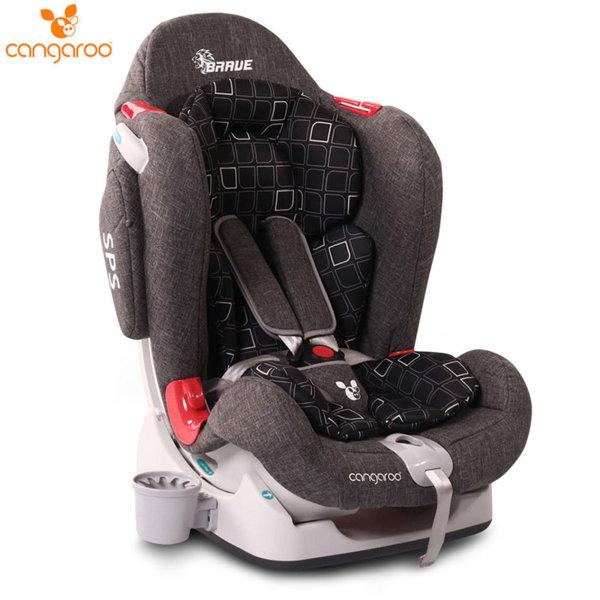 Cangaroo Детско столче за кола Brave (0-25кг) лен 106492