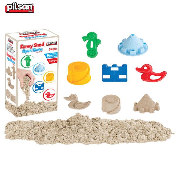 Pilsan Формички за пясък и пясък Super 500гр. 01021
