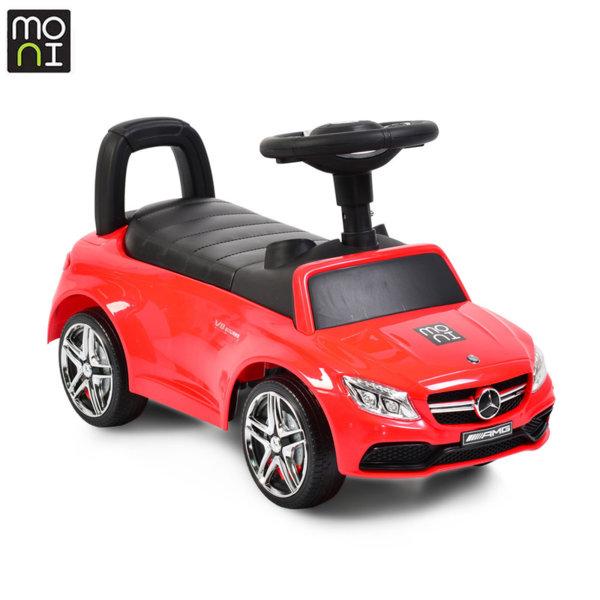 Mercedes Кола за бутане с крачета Mercedes C63 Coupe 638 червена 106987