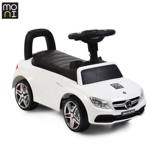 Mercedes Кола за бутане с крачета Mercedes C63 Coupe 638 бяла 106988