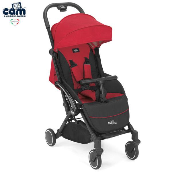 Cam Лятна количка Cubo Evo червена 830-126