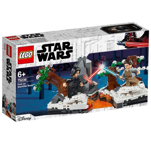Lego 75236 Star Wars Дуел на база Старкилър
