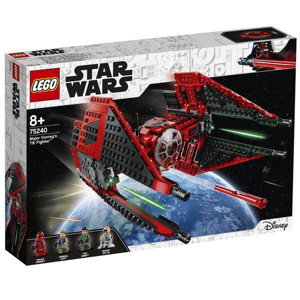 Lego 75240 Star Wars TIE файтъра на майор Ворнег
