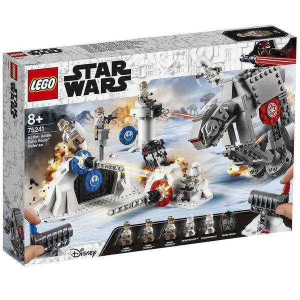 Lego 75241 Star Wars Екшън битка Защита на базата Еко
