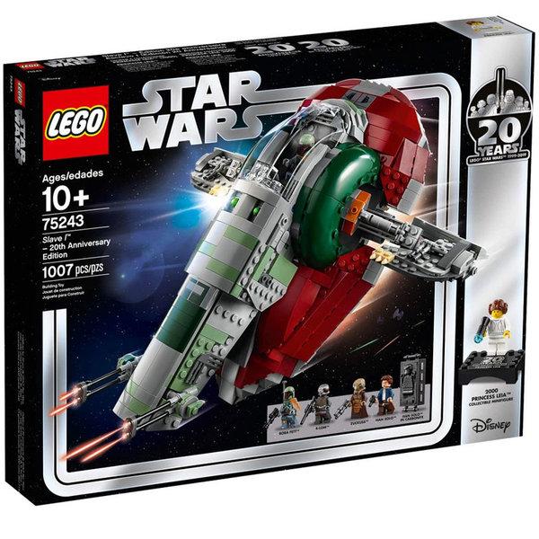 Lego 75243 Star Wars Слейв I Издание за 20-годишнината на ЛЕГО СТАР УОРС